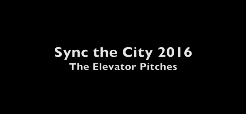 sync the city 2016